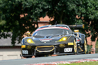 #7 Keith Riley / Gareth Downing Lotus Evora GTE during the GT Cup Championship at Oulton Park, Little Budworth, Cheshire, United Kingdom. July 23 2016. World Copyright Peter Taylor/PSP.