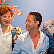 NLD/Amsterdam/20111010 - Premiere All Stars 2, Peter Paul Muller, Danny de Munk en Daniel Boissevain