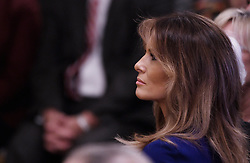 First lady Melania Trump attends the Presidential Medal of Freedom ceremony in the East Room at the White House in Washington, DC, on November 16, 2018.Photo by Olivier Douliery/ABACAPRESS.COM