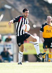 Dunfermline's Gary Mason..Annan Athletic 1v 2 Dunfermline, Scottish Communities League Cup 1st round, 30th July 2011..©Pic : Michael Schofield.