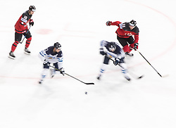 Valtteri Filppula of Finland during the 2017 IIHF Men's World Championship group B Ice hockey match between National Teams of Canada and Finland, on May 16, 2017 in AccorHotels Arena in Paris, France. Photo by Vid Ponikvar / Sportida