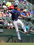 Texas Rangers Vs. Seattle Mariners Sept 2019