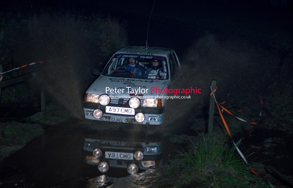#194, Ian Bruce Arden, Peter Stone, Peugeot 205 GTI, Peugeot Talbot Sport,