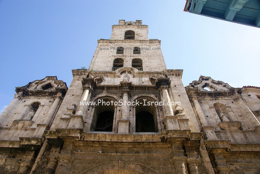 Plaza de la Catedral of Havana, Cuba