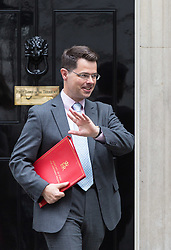 London, September 5th 2017. Northern Ireland Secretary James Brokenshire attends the first UK cabinet meeting at Downing Street after the summer recess. ©Paul Davey