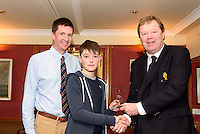 Ciaran Ryan RCYC/ WHBTC 3rd under 14