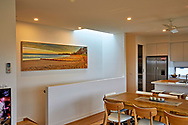 2.5Mx77cm mural in Torquay townhouse