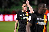 Deception Lens - Jerome LEMOIGNE - 18.04.2015 - Metz / Lens - 33eme journee de Ligue 1<br />