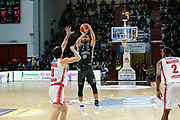 Demps Tre<br /> Vanoli Cremona - Openjobmetis Varese<br /> Campionato Legabasket 2018/2019 - LBA<br /> Cremona 18/11/18<br /> Ciamillo - Castoria // Foto Vincenzo Delnegro