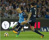 Melbourne Victory v Sydney FC - 07 Oct 2017