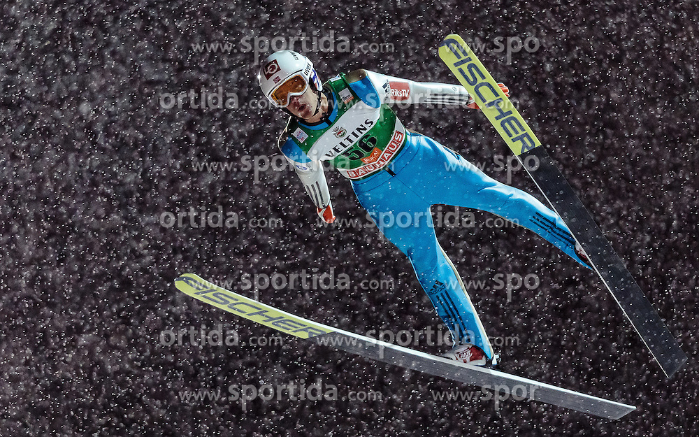 26.11.2016, Nordic Arena, Ruka, FIN, FIS Weltcup Ski Sprung, Nordic Opening, Kuusamo, Herren, im Bild Daniel Andre Tande (NOR) // Daniel Andre Tande of Norway during the Mens FIS Skijumping World Cup of the Nordic Opening at the Nordic Arena in Ruka, Finland on 2016/11/26. EXPA Pictures © 2016, PhotoCredit: EXPA/ JFK