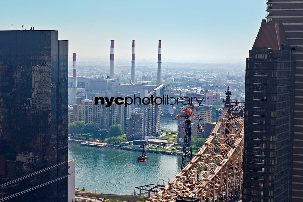 View from Roosevelt Island Tram