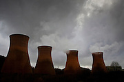 Ironbridge Power Station, Shropshire, United Kingdom