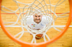 Miha Jakofcic of Slovenian Deaf Basketball team at media day, on June 13, 2016 in GIB Centre, Ljubljana, Slovenia. Photo by Vid Ponikvar / Sportida