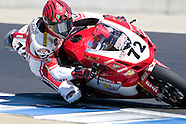 Laguna Seca - Round 11 - AMA Superbike Series - 2007