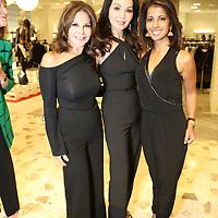 Faith Berger, Miran Halen, Jasmine Huda