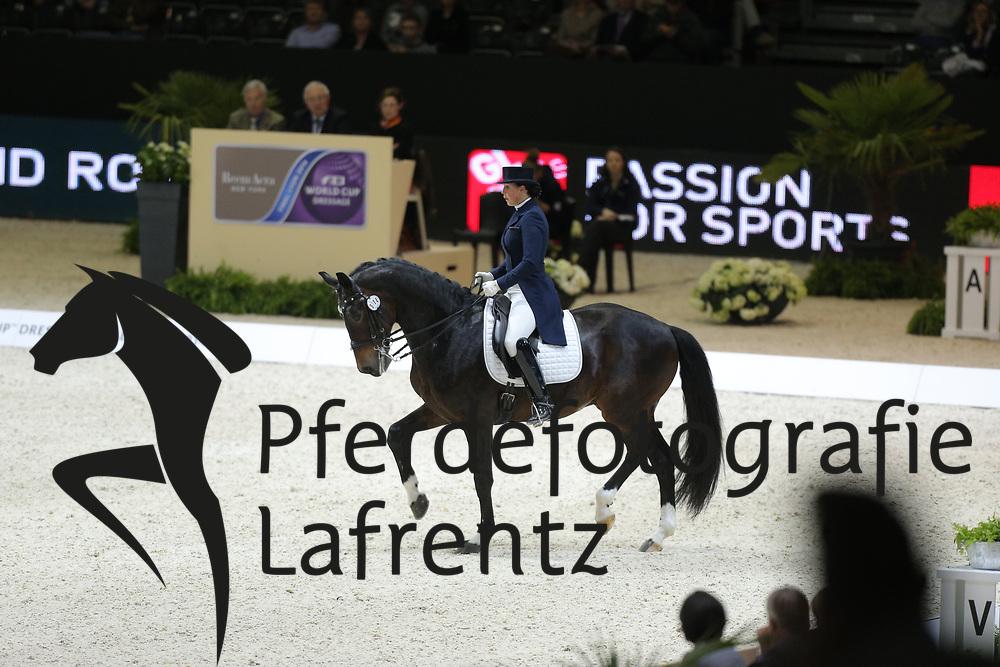 Merkulova, Inessa, Mister X<br /> Lyon - Weltcup Finale<br /> Kür<br /> © www.sportfotos-lafrentz.de/Stefan Lafrentz