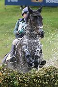 Priorspark Opposition Free ridden by Eliza Stoddart in the Equi-Trek CCI-L4* Cross Country during the Bramham International Horse Trials 2019 at Bramham Park, Bramham, United Kingdom on 8 June 2019.