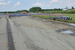 Taxiway 'C' Rehabilitation at Bradley International Airport. CT DOT Project # 165-435. Progress Construction View, Submission Five, May 30, 2013.