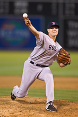 20100719 - Boston Red Sox at Oakland Athletics (Major League Baseball)