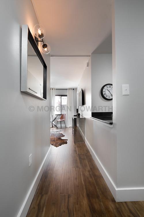 1718 P Street Hallway