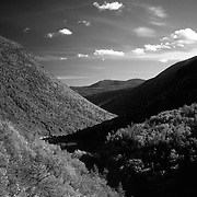 Historic Crawford Notch New Hampshire in the heart of the White Mountain National Forest