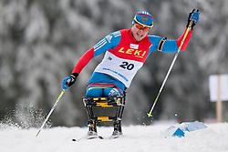 ILALUTDINOV Ramil, Biathlon Middle Distance, Oberried, Germany