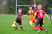 Dundee under 14s v Dundee United 21-04-2018