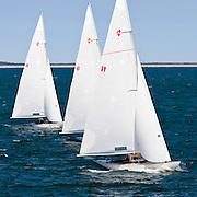 International Class, IOD, sailing in Nantucket.