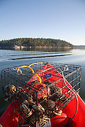 Wescott Bay, San Juan Island, San Juan Islands, Washington State<br />