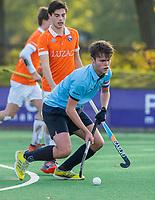 BLOEMENDAAL  -  Job Holland,(Nijmegen)  , competitiewedstrijd junioren  landelijk  Bloemendaal JA1-Nijmegen JA1 (2-2) . COPYRIGHT KOEN SUYK