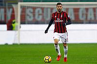 Milan-Bologna - Serie A 2017-18 - Nella foto: Mateo Musacchio  - Milan