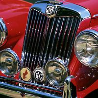 Antique British Cars
