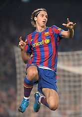 Barcelona v Real Zaragoza