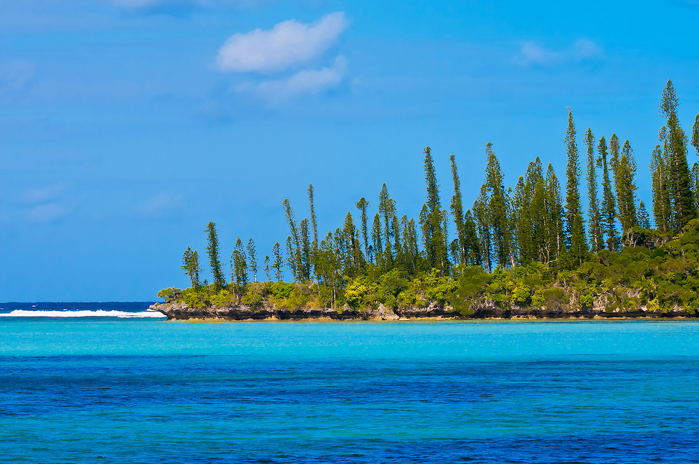 Oro Bay, near the Le Meridien Isle of Pines beach resort hotel, Ile des Pins (Isle of Pines), New Caledonia