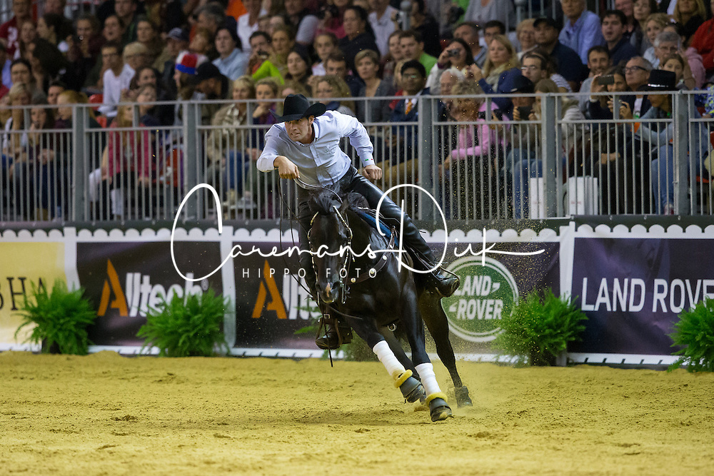 Stefano Ferri, (ITA), Rooster Nic - Individual Final Comptetition - Alltech FEI World Equestrian Games™ 2014 - Normandy, France.<br /> © Hippo Foto Team - Leanjo De Koster<br /> 30-08-14