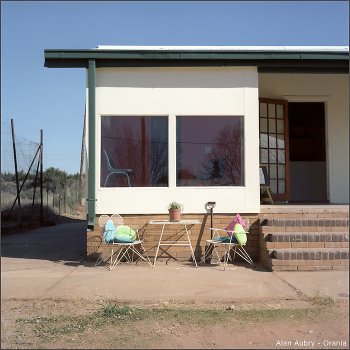 Pictures made in South Africa, in Orania.<br /> Orania is a &quot;Afrikanertuiste&quot;, something like the Afrikaner's homeland reserved for the afrikans language and culture, a Volkstaat with only a white population.