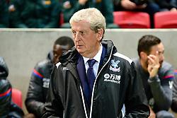 Crystal Palace manager Roy Hodgson - Mandatory by-line: Dougie Allward/JMP - 24/10/2017 - FOOTBALL - Ashton Gate Stadium - Bristol, England - Bristol City v Crystal Palace - Carabao Cup