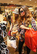 19.MAY.2011. LONDON<br /> <br /> MADE IN CHELSEA STARS GABRIELLE ELLIS AND CHESKA HULL SHOPPING IN LONDONS OXFORD STREET.<br /> <br /> BYLINE: EDBIMAGEARCHIVE.COM<br /> <br /> *THIS IMAGE IS STRICTLY FOR UK NEWSPAPERS AND MAGAZINES ONLY*<br /> *FOR WORLD WIDE SALES AND WEB USE PLEASE CONTACT EDBIMAGEARCHIVE - 0208 954 5968*