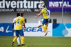 Jan Andrejasic of NK Celje during football match between NK Celje and ND Gorica in 2nd Round of Prva liga Telekom Slovenije 2018/19, on July 27, 2018 in Sadion Z'Dezele, Celje, Slovenia. Photo by Urban Urbanc / Sportida