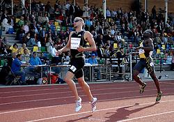 26-05-2007 ATLETIEK: THALES FBK GAMES: HENGELO<br /> Jeremy Wariner USA<br /> ©2007-WWW.FOTOHOOGENDOORN.NL