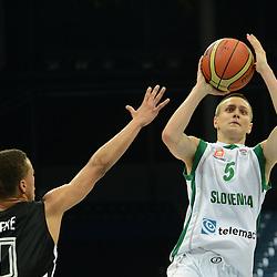 20120720: LTU, Basketball - U16 European Championship Men, Division A, Slovenia vs Germany