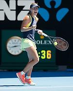 ANGELIQUE KERBER (GER)<br /> <br /> Tennis - Australian Open 2018 - Grand Slam / ATP / WTA -  Melbourne  Park - Melbourne - Victoria - Australia  - 22 January 2018.