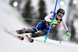 10.03.2017, Are, SWE, FIS Ski Alpin Junioren WM, Are 2017, Super G, Damen, im Bild Fanny Axelsson, 19:e // during ladie's SuperG of the FIS Junior World Ski Championships 2017. Are, Sweden on 2017/03/10. EXPA Pictures © 2017, PhotoCredit: EXPA/ Nisse<br /> <br /> *****ATTENTION - OUT of SWE*****
