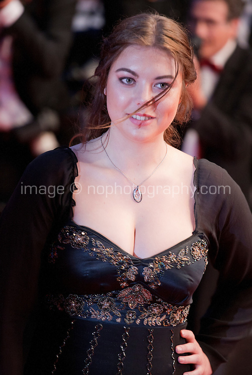 Heloise Martin at the gala screening for the film It's Only the End of the World (Juste La Fin Du Monde) at the 69th Cannes Film Festival, Thursday 19th  May 2016, Cannes, France. Photography: Doreen Kennedy