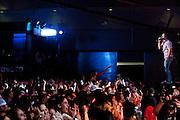 BELO HORIZONTE, MG, BRA. 17 de julho de 2011...UOL..Primeiro dia do Sertanejo Pop Festival. Show da dupla Guilherme e Santiago ..Foto: RODRIGO LIMA / UOL
