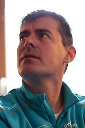 20.02.2013, Swiss Hause, Predazzo, ITA, FIS Weltmeisterschaften Ski Nordisch, Pressekonferenz Swissski, im Bild Berni Schoedler (SUI) // Berni Schoedler from Swiss during a press conference of Swissski of the FIS Nordic Ski World Championships 2013 at the Swiss Hause, Predazzo, Italy on 2013/02/20. EXPA Pictures © 2013, PhotoCredit: EXPA/ Federico Modica
