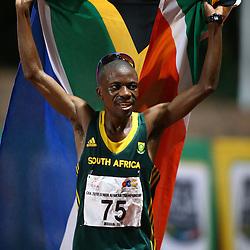 The 20th CAA African Senior Athletics Championships