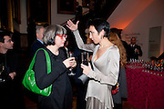 PHILIPPA PERRY; STELLA TILLYARD;, Founding Fellows 2010 Award Ceremony. Foundling Museum on Monday  8 March