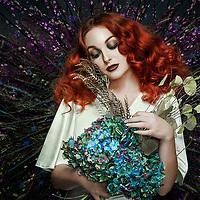 fashion, portrait, fine art, Sara Palmer, Jason Tidwell
